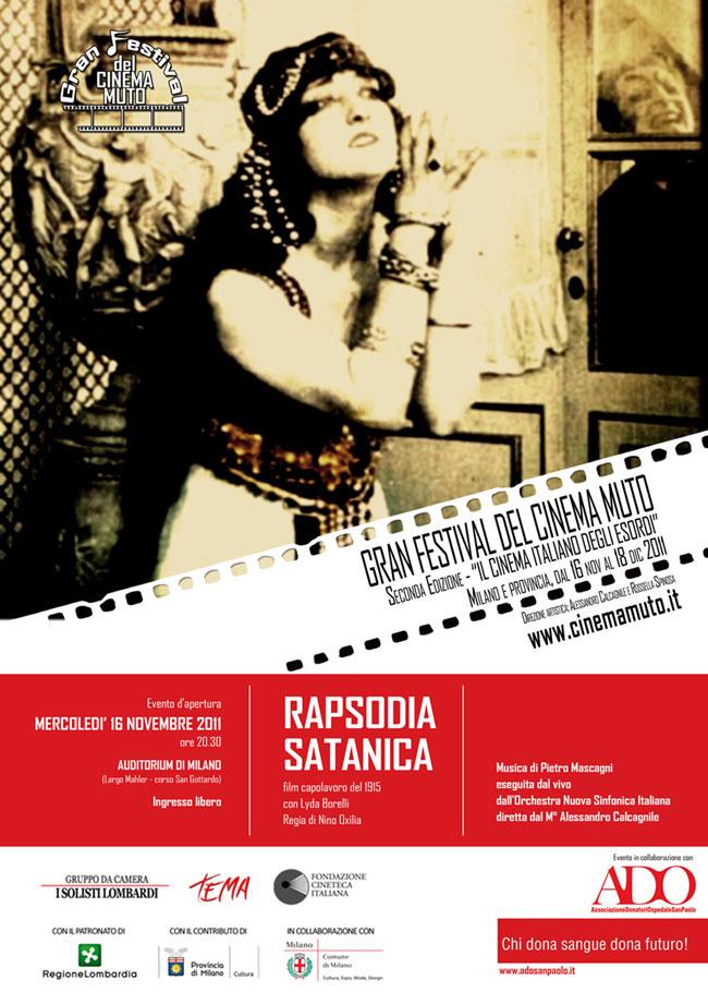 Dettaglio festival e stagioni concertistiche cidim - Dive cinema muto ...