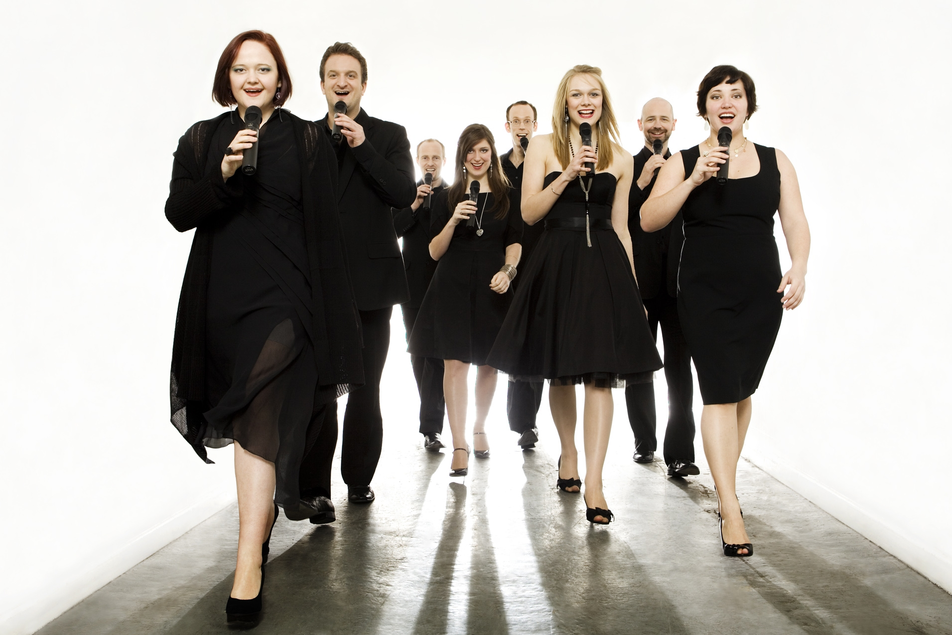 Swingle Singers Jazz Sebastien Bach No I